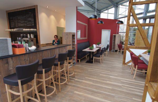 Unser Café im Gartencenter in Hagen